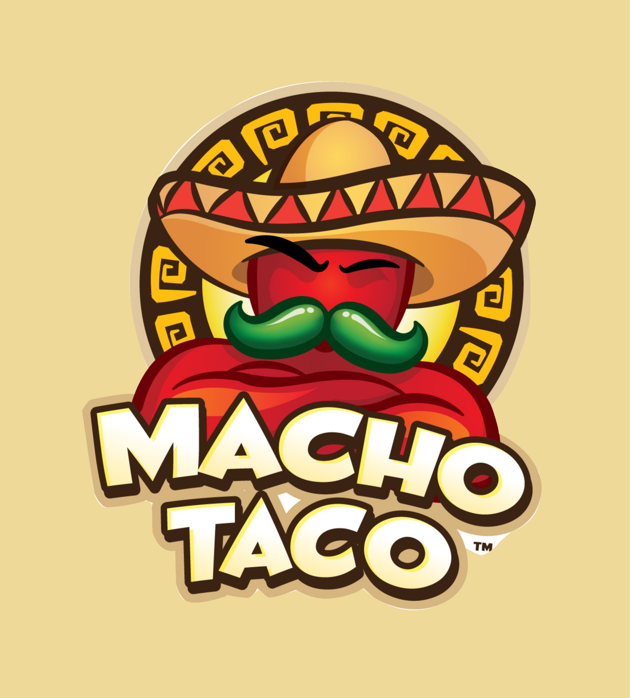 what is the font of macho taco?