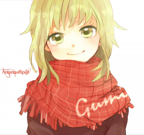 "What is font is ""Gumi"" in?"