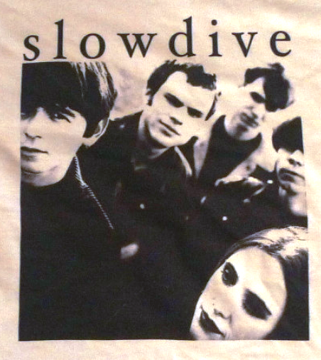 slowdive band logo