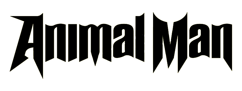 """Animal Man"" font?"