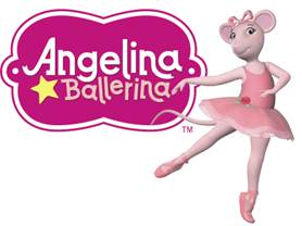 Angelina Ballerina font please