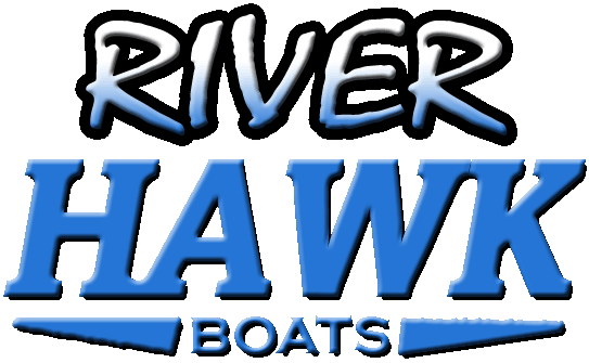 River Hawk Boats new logo...