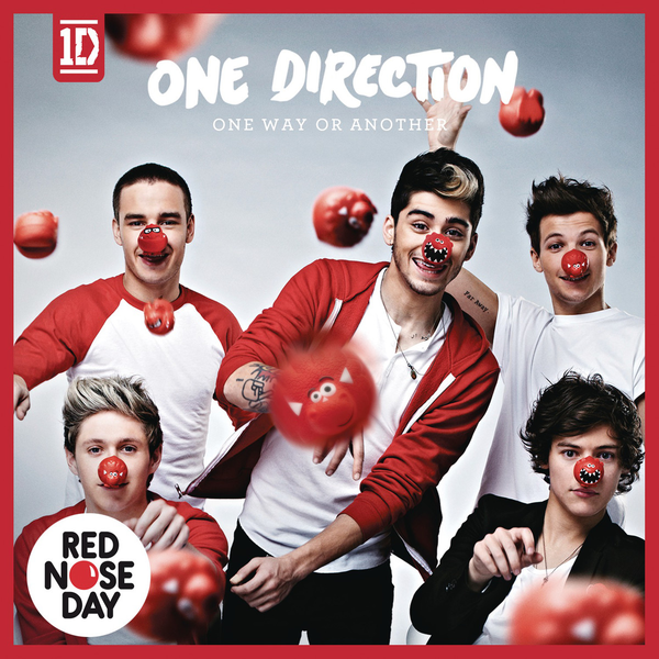 One Direction - One Way Or Another FONT