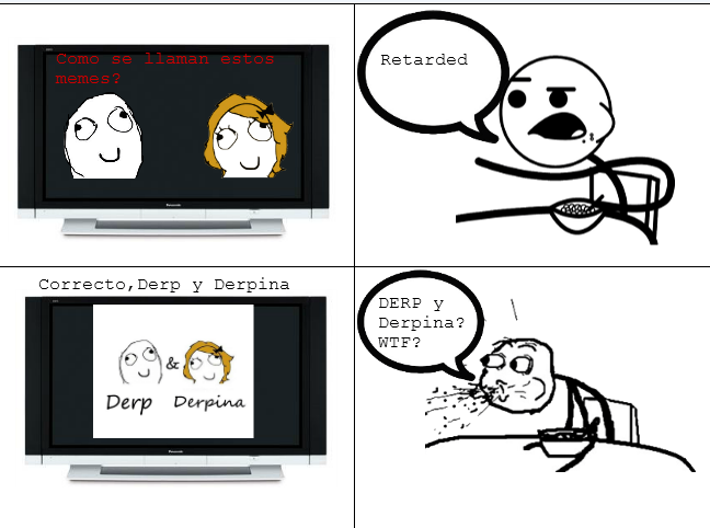 Cereal Guy text