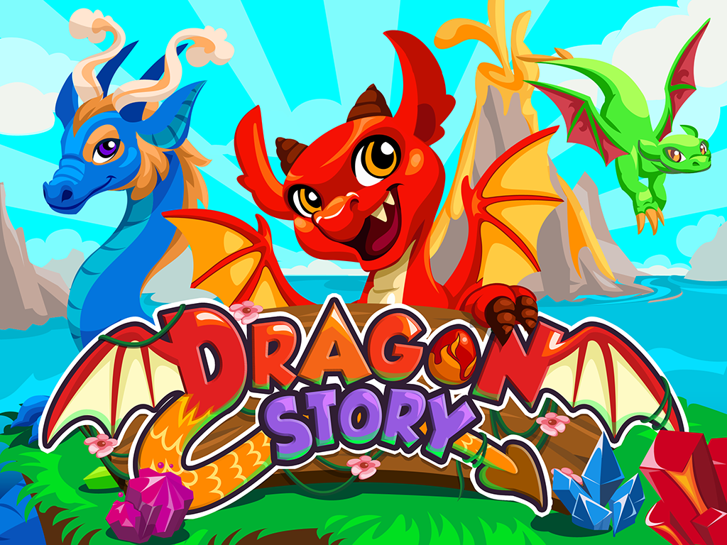 dragon story deutsch
