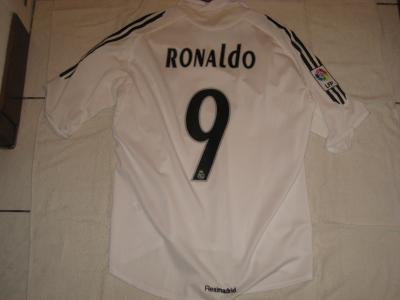 font Real Madrid 2005/2006