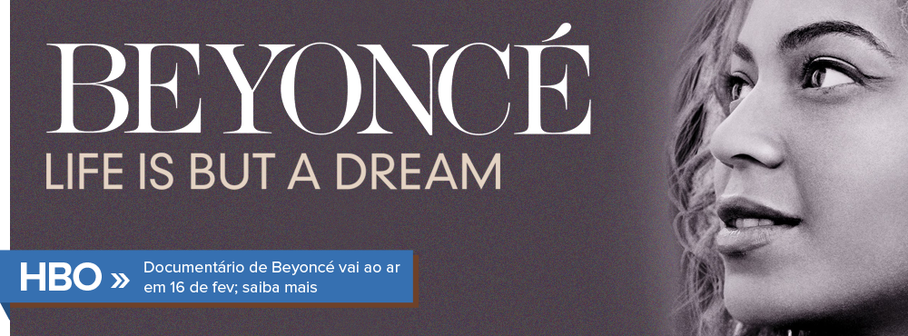 beyonce - life is but a dream FONT