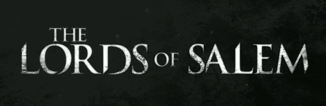 Lords of Salem font?