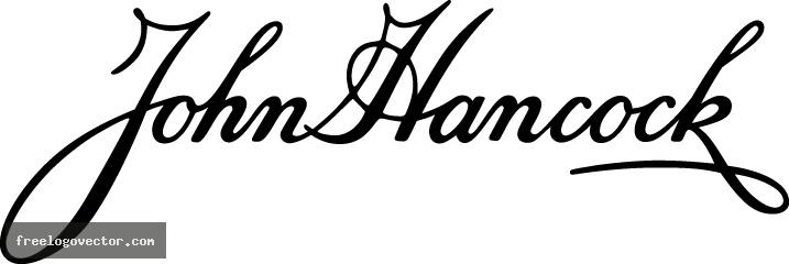 john hancock logo forum dafontcom