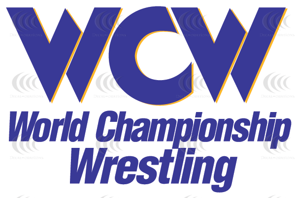 Old WCW Wrestling Logo