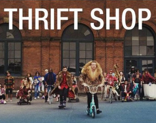 thrist shop- macklemore