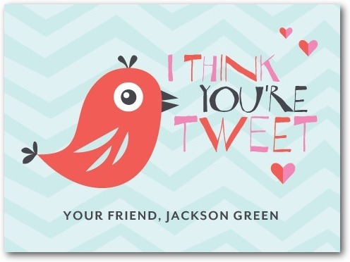 "What is ""I think you're tweet"" font ID?"