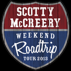 Scotty McCreery font (whoever he is)