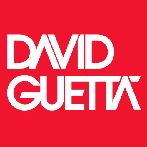 font for David Guetta?