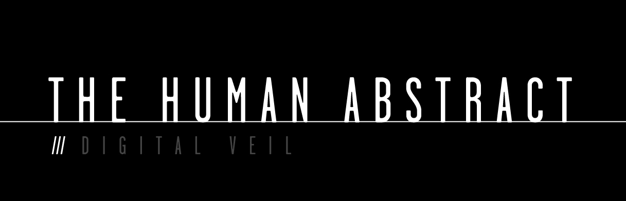the human abstract font