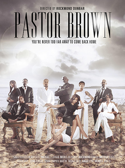 Pastor Brown font ID please