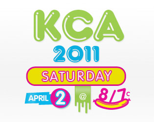 name of the KCA font