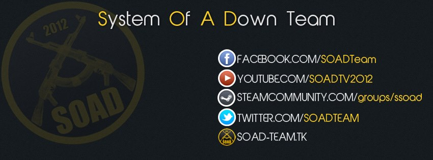 "Only ""System Of A Down Team"" Font Please !"