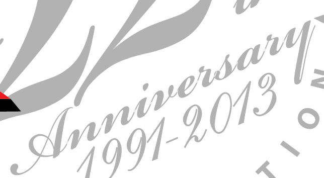 what type of anniversary font??
