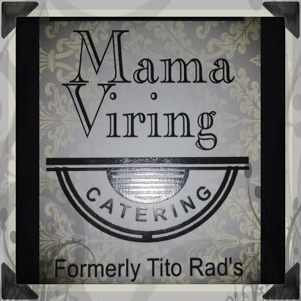 "Font used in ""Mama Viring"""