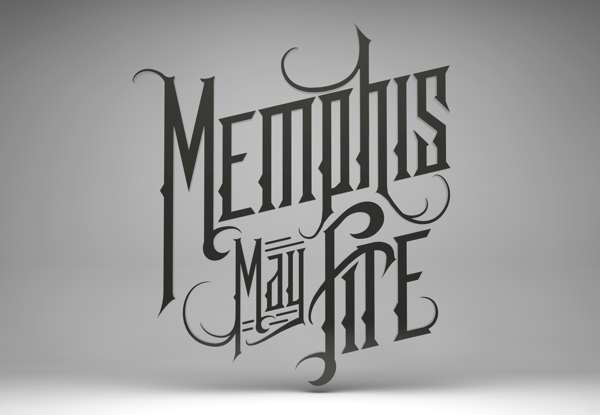 Memphis May Fire logo