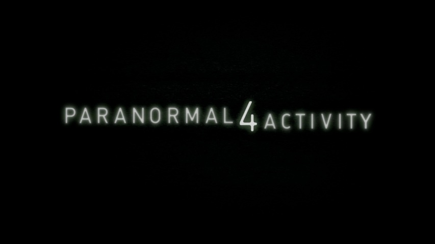 What Is This 'Paranormal Activity' font?