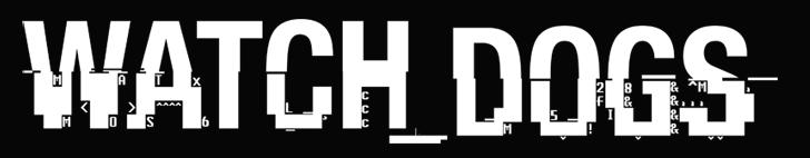 Watch Dogs Font - forum   dafont com