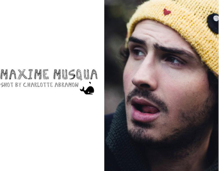 "Name of the font ""Maxime Musqua"""