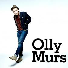 THE OLLY MURS FONT