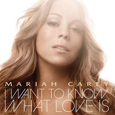 """I Want to Know What Love Is"" font"