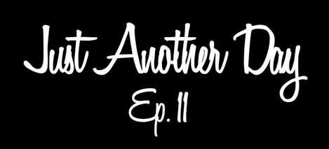 Just Another Day font