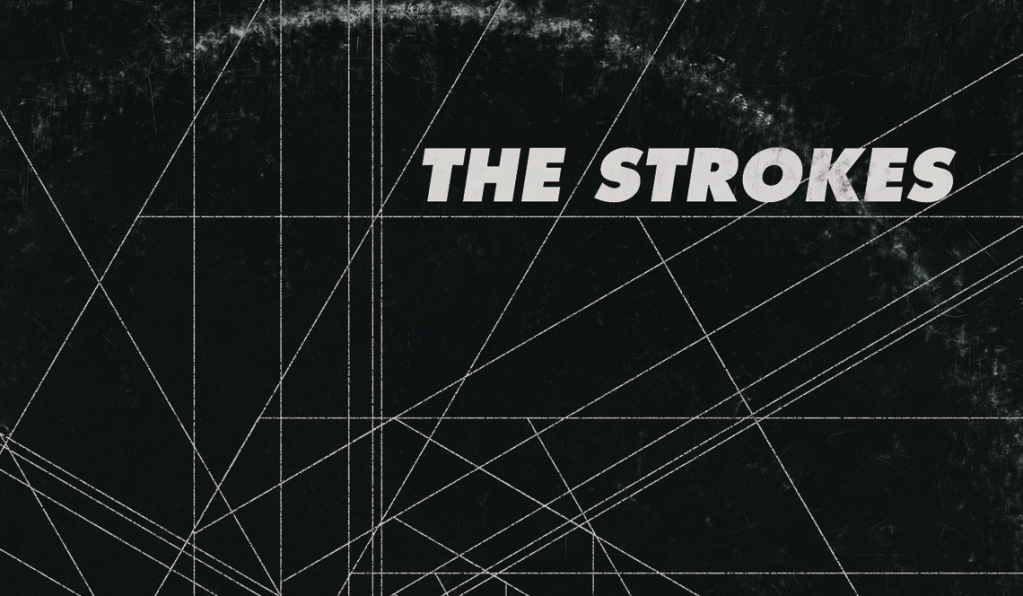 """The Strokes"" Font?"