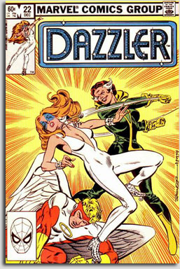 "what's the font for ""DAZZLER"" , please?"