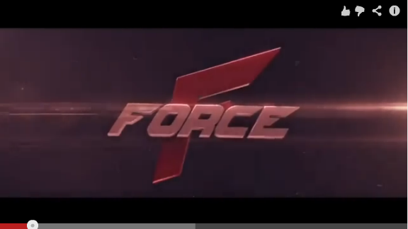 Force clan font