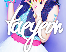 Taeyeon - Font Request