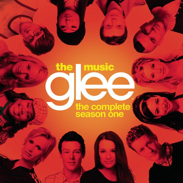 GLEE FONT THE MUSIC