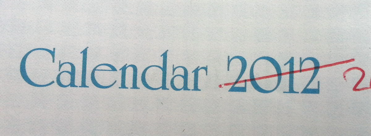 "What is the name of this font? ""Calendar 2012"""