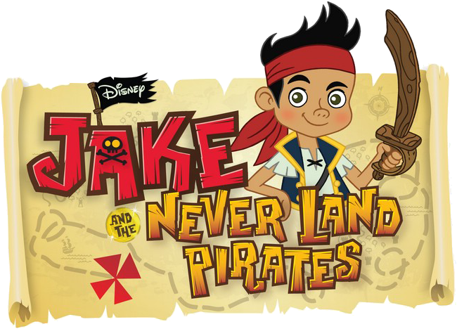 Jake and the Neverland Pirates Font?
