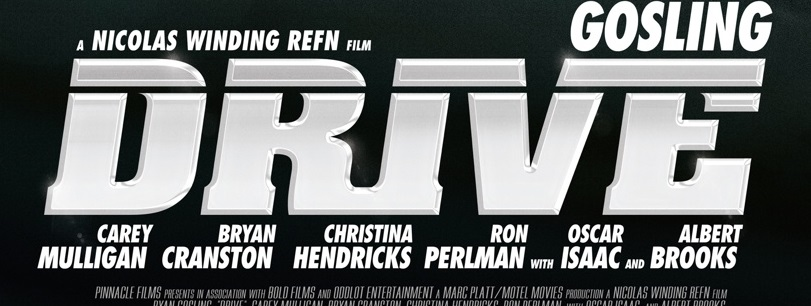 DRIVE font please