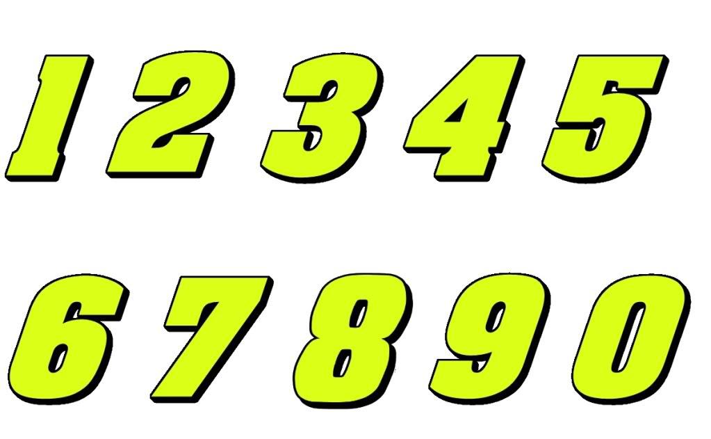 Hendrick motorsports number font forum dafont com