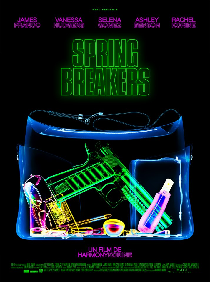 Spring Breakers font? :)