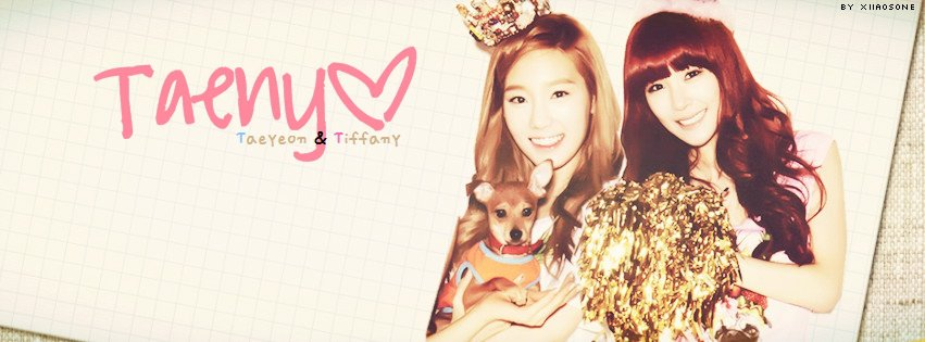 Font for 'TaeNy' ,'Taeyeon & Tiffany', and By XiiaoSone