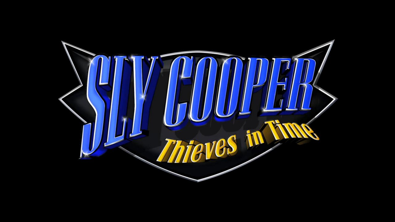What's the font in the Sly Cooper logo?