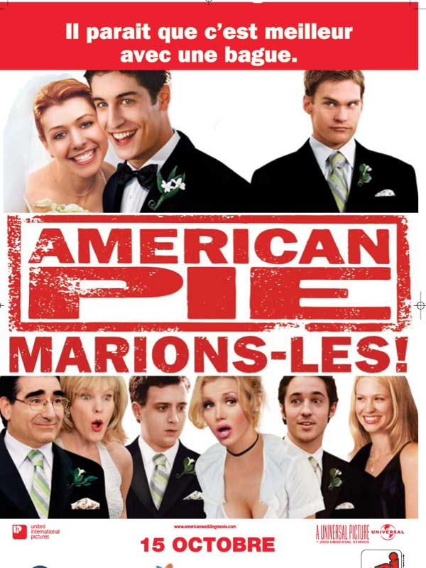 American pie font