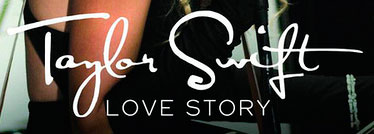 Taylor Swift Love Story/Picture To Burn CD SINGLE FONT