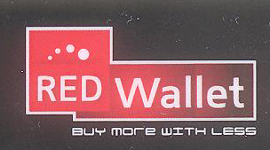 font plz...............red wallet and buy more with less