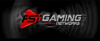 FSI Gaming Logo - Can you find the font used in this?!
