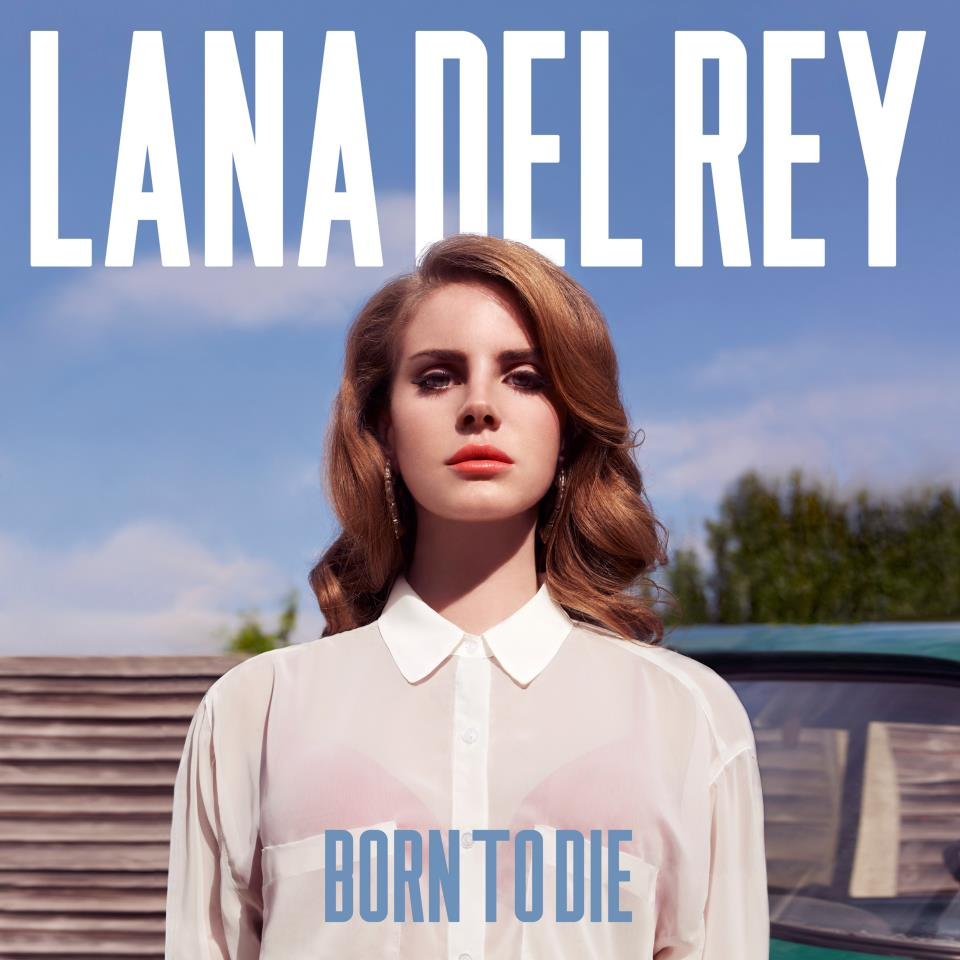 Born to Die - Lana Del Rey Font