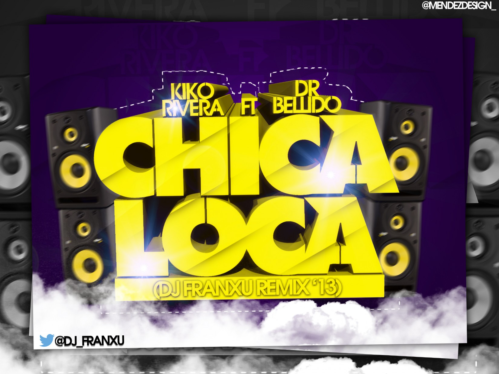 What is CHICA LOCA font?