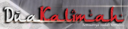 please help me..what type of dua kalimah fonts?